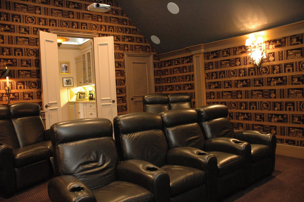 DM Home Entertainment I Custom Home Theater Design U0026 Installation