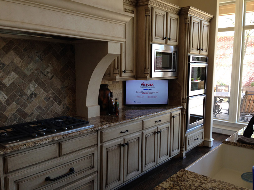 Kitchens Small Tv